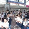니시도꾜제2초급 새 교사 준공식, 《민족교육 대를 이어 지켜갈 결심의 표시》
