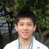 평안북도태권도선수단 한대범선수, 첫 출전한 국제경기에서 3개의 금메달