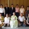 총련중앙, 100살을 맞은 동포들을 축하