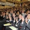 《총련분회대표자대회-2012》참가자들의 결의