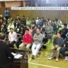 총련 가나가와분회대표자모임 진행