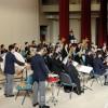 제45차 재일조선학생중앙예술경연대회 진행