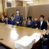 〈고등학교무상화〉조고생들이 민주당, 문과성에 요청