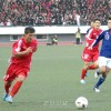 조선축구대표 박남철선수가 타이 무안톤 유나이팃드에 이적