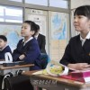〈대진재로부터 2년〉후꾸시마초중・교내 방사선량수치는 안정