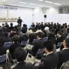 동일본대진재 2돐 희생동포합동추도식, 도호꾸초중에서 엄숙히 거행