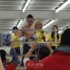 박태일선수가 3번째 방위성공/고베에서 권투일본선수권경기
