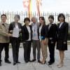 어머니대표단이 유엔회의 참가