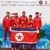 동포가라떼선수들이 조선대표로 국제대회출전