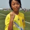 〈꼬마축구대회〉도꾜제9초급의 녀자문지기