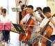 민족악기애호가들과 학생들의 채리티합동연주회, 도꾜에서 진행