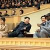 김정은원수님을 모셔 1월 8일 생신날을 축하/평양에서 조미롱구경기 진행