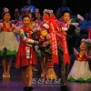 설맞이공연을 관람한 평양시민들, 《총련의 미래의 역군들의 모습에 감동》