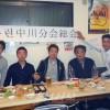 40대 분회장, 위원들 선출/총련오사까 이꾸노동지부 나까가와분회총회