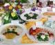 식당의 명예 걸고 치렬한 경쟁/태양절료리축전 성황리에 진행