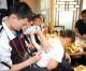 〈세계탁구단체선수권대회〉체련에서 연회, 6일 일본출발