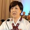 〈총련 23전대회〉토론 – 녀성동맹지바 세이부지부 김명주위원장