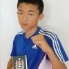 세이방초중 배성화선수, 15살이하 《전국대회》 출전