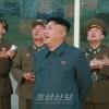김정은원수님, 조선인민군 항공륙전병구분대들의 강하 및 대상물타격실동훈련을 지도