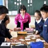 〈교실에서-미래를 가꾸는 우리 선생님 62〉후꾸오까초급  초5 일본어 채경화교원