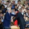 〈평양국제프로레스링경기대회〉공동위원장들의 개막식에서 한 연설(골자)