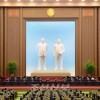 최고인민회의 제13기 제2차회의 진행
