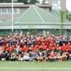 각지 투구애호가들의 단결마당/도꾜에서 페스티벌, 일본체육대학도 참가
