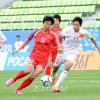 〈인천 아시아대회・녀자축구〉조별련맹전, 조선팀이 윁남팀을 5-0으로 타승
