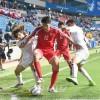 〈인천 아시아대회・남자축구〉준결승전, 이라크팀을 1-0으로 타승
