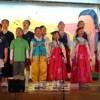 후꾸시마초중 문화제/동포, 일본시민 170여명 참가