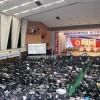 〈회고 애족애국운동2014 (1)〉축하문 높이 받들고 대회결정집행에로