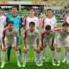 남자축구 조선대표, 아시아컵 조별련맹전에서 패퇴