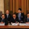 국제무대에서 적극적인 평화외교