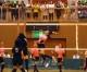 이꾸노가 2년련속 우승/깅끼지방 초급부녀자배구대회 《이쁜이컵》