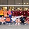 분회위원들이 마련한 축구경기/총련도꾜 에도가와지부 싱꼬이와와 후나보리분회
