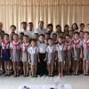 도꾜조선제2초급학교 교직원들, 쥬오고또지부 동포들이 조국방문