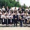 전일본취주악콩클 쥬고꾸대회에서 은상/히로시마초중고가 고등학교부문에 첫 출연