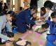 《북남어린이와 일본어린이마당》도꾜전이 진행