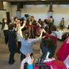노래와 춤으로 흥성거려/미에 신춘모임 및 스무살청년축하모임