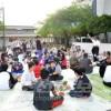 후꾸시마초중 니이가다초중에서 합동수업 진행, 민족교육의 화원에 꽃핀 상부상조