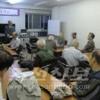 지바에서 동포고령자들의 모임
