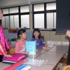 조대생이 운영하는 인터네트 우리 말 교실 《날개》/수강생과 강사들이 뜻깊은 첫 상봉