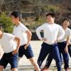 〈학교창립 70돐〉《정》이 넘치는 우리 학교를 향하여/아이찌제7초급