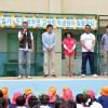 히가시오사까초급창립 70돐기념 합동모임/참가자들의 결심