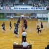 오사까 이꾸노남어머니팀이 첫 우승/제24차 재일조선어머니중앙배구대회 히로시마에서 진행