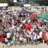 1,050명이 즐겁게 국제교류/지바초중에서 제6차 프렌드십페스타