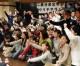 〈기세드높이 《60일집중전》〉총련 히로시마시히가시지부 후따바분회, 동포동네를 《한 식구》로