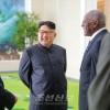 김정은원수님, 꾸바공산당 중앙위원회 제1비서 특사일행을 접견