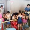물놀이, 불고기모임 등으로 성황/요꼬하마청상회, 《색동킷즈》합동행사