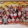 계절에 맞는 보육을 체험/오까야마초중부속 유치반 제2차 《꽃봉오리의 날》